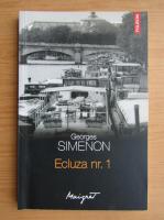 Georges Simenon - Ecluza nr. 1