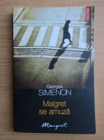Anticariat: Georges Simenon - Maigret se amuza