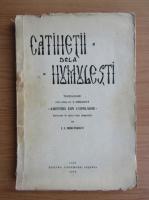 Anticariat: I. I. Mironescu - Catihetii dela Humulesti (1938)