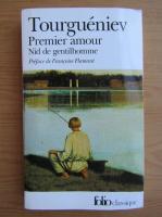 Anticariat: I. Tourgueniev - Premier amour