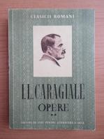Anticariat: Ion Luca Caragiale - Opere (volumul 2)