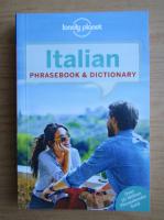 Italian phrasebook and dictionary