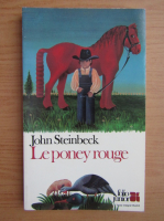 John Steinbeck - Le poney rouge