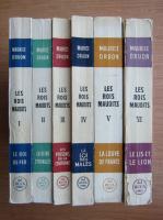 Anticariat: Maurice Druon - Les Rois Maudits (6 volume)