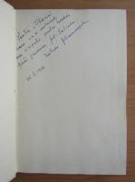 Mihai Flamaropol - 50 de ani de hochei in Romania (cu autograful autorului)