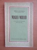 Mircea Stefanescu - Matei Millo