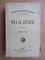 Moliere - Theatre (volumul 3, 1922)