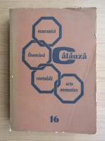 Anticariat: Revista Calauza, nr. 16, 1983