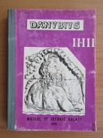 Anticariat: Revista Danubius. Istorie-etnografie, volumele 2-3, 1969