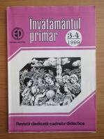Anticariat: Revista Invatamantul primar, nr. 3-4, 1999