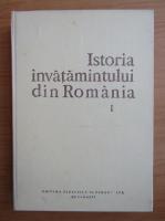 Anticariat: Stefan Pascu - Istoria invatamantului din Romania (volumul 1)