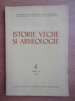 Anticariat: Studii si cercetari de istorie veche si arheologie, tomul 25, nr. 4, 1974