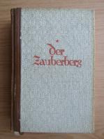 Anticariat: Thomas Mann - Der Zauberberg (volumul 2)