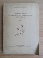Anticariat: Wlodzimierz Antoniewicz - Historia sztuki najdawniejszuch spoleczenstw pierwotnych (volumul 1)