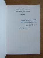 Anticariat: Alexandru V. Grossu - Adevaruri si surprize (cu autograful autorului)