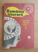 Almanah Romania literara, 1987