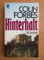 Anticariat: Colin Forbes - Hinterhalt