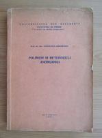Constanta Gheorghiu - Polimeri si heterocicli anorganici