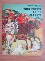 Anticariat: Corneliu Leu - Trei printi de la Carpati