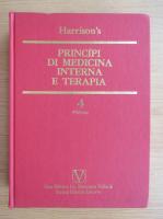 Anticariat: Harrison's Principi di medicina interna e terapia (volumul 4)