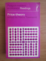 Harry Townsend - Price theory