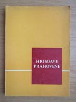 Anticariat: Hrisoave prahovene, a doua sesiune de comunicari, 15-17  decembrie 1969