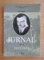 I. C. Filitti - Jurnal, 1913-1919 (volumul 1)