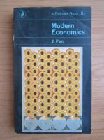 J. Pen - Modern economics