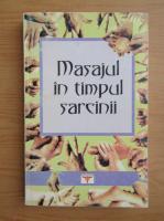 Anticariat: Masajul in timpul sarcinii