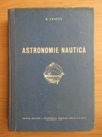 Mihai Chirita - Astronomie nautica