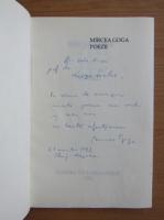 Anticariat: Mircea Goga - Poezii (cu autograful autorului)