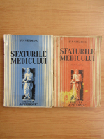 N. Vatamanu - Sfaturile medicului (2 volume, 1938)