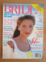 Revista Brides, iulie-august 1995