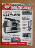Anticariat: Revista Home Entertainment, anul 1, nr. 1, 2003