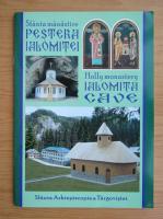 Anticariat: Sfanta Manastire Pestera Ialomitei (editie bilingva)