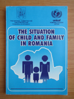 Anticariat: The situation of child and family in Romania