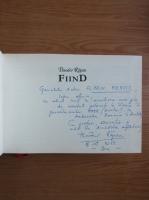 Anticariat: Theodor Rapan - Fiind 365+1 inconosonete (cu autograful autorului)