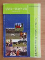 Anticariat: Valer Teusdea - Igiena veterinara (volumul 2)