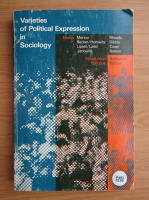 Anticariat: Varieties of political expression in sociology