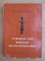 Anticariat: Vladimir Podborsky - Numericky kod Moravske malovane keramiky