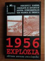Anticariat: 1956 explozia. Perceptii romane, iugoslave si sovietice asupra evenimentelor din Polonia si Ungaria