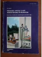 D. C. Jarvis - Produsele apicole si alte remedii naturale in reumatism