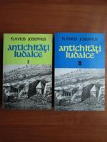 Flavius Josephus - Antichitati iudaice (2 volume)