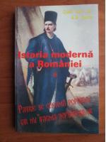 G. D. Iscru - Istoria moderna a Romaniei