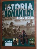 Istoria Romanilor. Atlas scolar