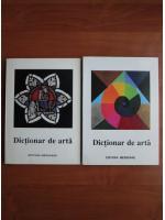 Mircea Popescu - Dictionar de arta. Forme, tehnici, stiluri artistice (2 volume)