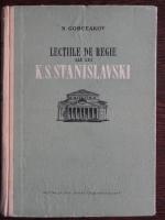 N. Gorceakov - Lectiile de regie ale lui Stanislavski