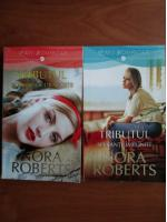 Anticariat: Nora Roberts - Tributul. Scrisori de dragoste, Sperante implinite (2 volume)