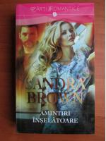 Sandra Brown - Amintiri inselatoare