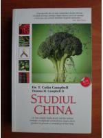 Anticariat: T. Colin Campbell - Studiul China